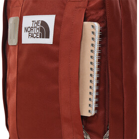 The North Face Tote Pack 14,5l, brandy brown/root brown